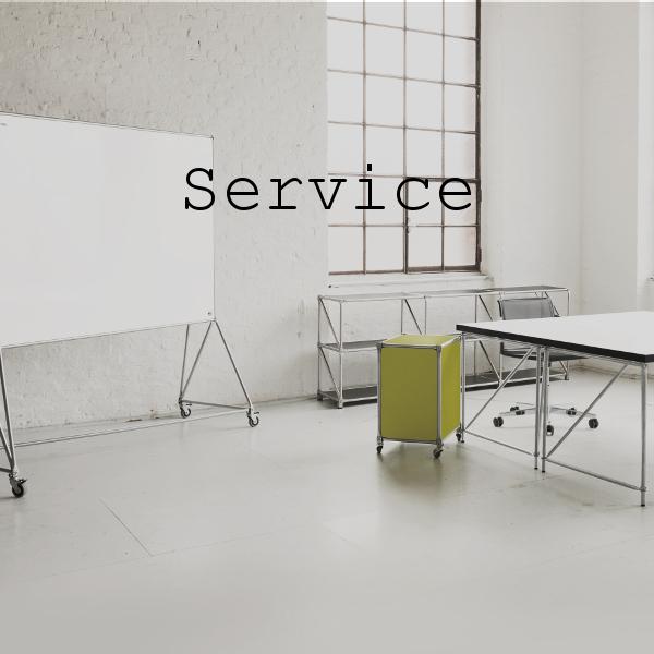 Service-Startseite