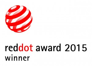 Prostoria Strain Red Dot Award 2015