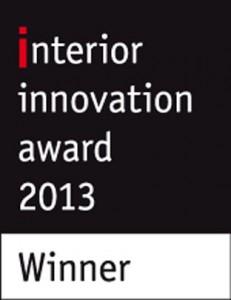 Interior innovation award 2013 Winner