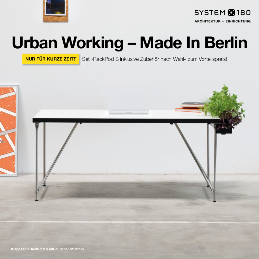Aktuelles archive living wohndesign for Urban wohndesign