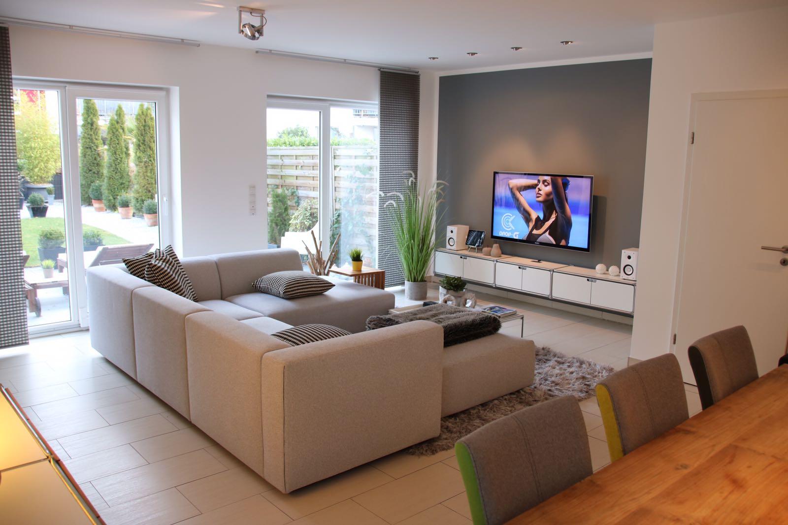 Projekte Living Wohndesign